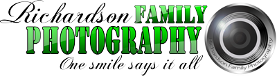 Richardson Family Photography Logo